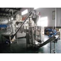 Vertical Powder Filling And Sealing Machine Fully Automatic For Milk Coffee Manufactures