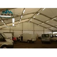 Germany 15mX30m Hard Pressed Waterproof Outdoor Industrial Storage Tents Easy Assemble Manufactures