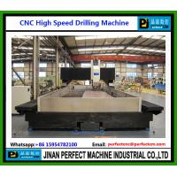 Quality CNC Drilling Machine for Plates China Top Advanced Structure CNC Drilling Machine for sale