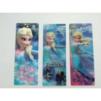 Creative Plastic 3D Lenticular Bookmark With Tassel For School Use Manufactures