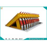 Rising K6 Traffic Barrier Road Blocker IP68 2.2 Kw / 380v Outside Manufactures