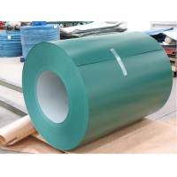 China Prime PPGL Pre Painted Steel Galvalume Coils With HDP Coating For Steel Windows on sale