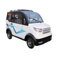 China factory price customized design closed mini electric car for 2-4 people four wheels electric car on sale