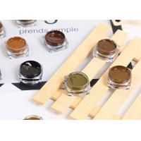20 Colors Eyebrow Tattoo Pigment Natural Plant Extract Medical Ethanol Manufactures