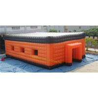 Quality PVC Large Trade Show Exhibition Inflatable Tent For Advertising for sale