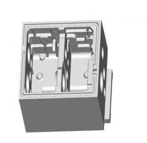Customized Design Car Bumper Mold , Aluminium Mold Making Rugged Design Manufactures