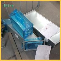 Duct Surface Temporary Plastic Protection Film , Scratch Resistent Cover Film Manufactures