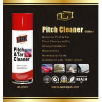 Professional 450ml automotive cleaning products Vehicle Coating Pitch Cleaner Manufactures