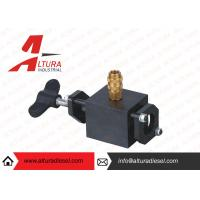 Black Injector Clamp , Bosch Common Rail Injector Oil Collector JY03 Manufactures