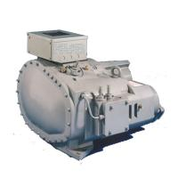 Water Cooled Chiller Ice Plant Compressor Economized Loiw Noise Corrosion Resistance Manufactures