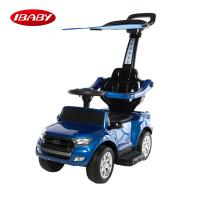 Ibaby high quality licensed fast ride on cars for kids with safety belt and SD Card socket Manufactures