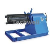 6.3Mpa Cold Roll Forming Machine , Automatical Hydraulic Decoiler With 0-15m/min Forming Speed Manufactures