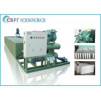 Buy cheap Customized Voltage Ice Block Machine With Germany Bitzer Compressor from wholesalers