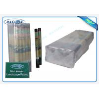 100% PP Raw Non Woven Weed Barrier Landscape Fabric Protect Plant / Garden / Fruit / Weed Control Manufactures