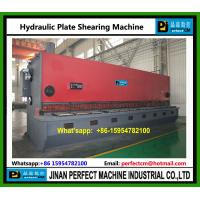 China top Supplier CNC Hydraulic Shearing Machines Press Brake Bending Machines Manufactures