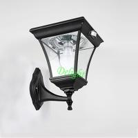 Outdoor Solar led Wall Lighting PIR Outdoor Wall Light (DL-MSW16) Manufactures
