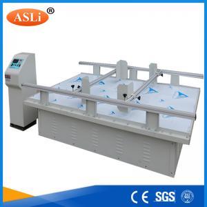 200Kg Load Vertical Transportation Vibration Test Equipment for Electronic Manufactures