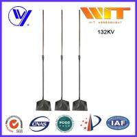 Electronic Copper Coated Steel Lightning Rod For Power Station Protection Manufactures
