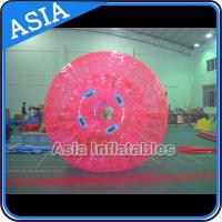 0.8mm Colourful PVC Giant Inflatable Zorb Grassplot Ball for Entertainment for sale