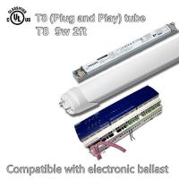 TUV T8 Led Replacement Lamps , Household Replacement Led Tubes For Fluorescent Tubes Manufactures