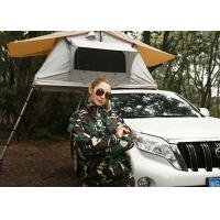 Oxford Cloth PU Coating Car Roof Mounted Tent , Camping Tent For Car Roof Manufactures