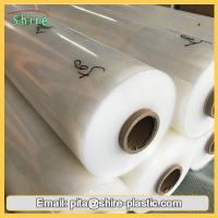 Large Clear Overlaminate Film , Flexible Packaging Film 6 Month UV Resistant 30MIC Manufactures