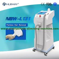 Quality NUBWAY hot seller most professional 12*20mm 600W laser diode hair removal machine for sale