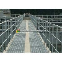 China Walkway Compound Steel Grating Carbon Steel Strong Load - Bearing Capacity on sale