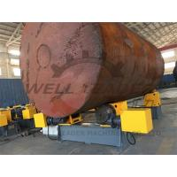 Buy cheap Bolt shift Adjustment Tank Turning Rolls Digital Speed Display Pipe Welding rotator from wholesalers