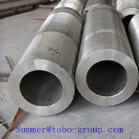 6M  Super Duplex SS Seamless Pipe ASTM A789 A790 UNS32750 S32760 Manufactures