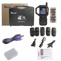 Xhorse VVDI Key Tool Remote Key Programmer Specially for America Cars/European Car/Mid-Eastern Cars V2.4.1 Manufactures