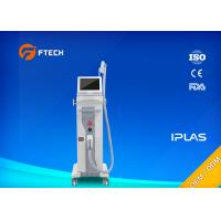 Vertical  High Frequency Permanent Laser Hair Removal Machine Max 2000W Power Manufactures