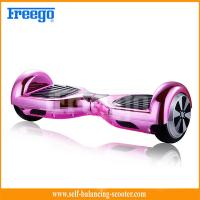 Self Balancing Hoverboard Electric Kick Scooter For Adults No Folddable Manufactures