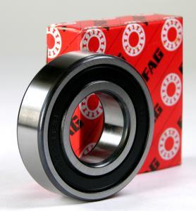 Automobile FAG Ball Bearing Caravan Wheel Bearings 6206 2RS Good Precision Manufactures