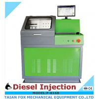China F-816B Common Rail Injector Test Bench(5.5KW/380V/3PHASE)with Europe flow sensor on sale