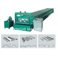 Energy Saving Trapezoidal Sheet Roll Forming Machine , Cold Forming Machine  Manufactures