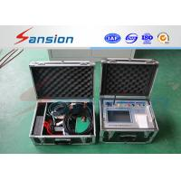 China 10mA High Reliable Metal Oxide Arrester Tester , Automatic Lightning Arrester Testing on sale