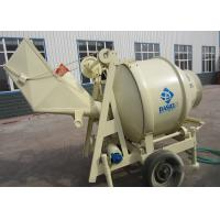 5.5kw Mixing Motor Portable Concrete Mixer 560L Charging Volume Heavy Duty Manufactures