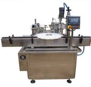 5ml 10ml 15ml 30ml Juice Bottle Filling Machine With Glass Bottle / Plastic Bottle Manufactures