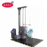 Buy cheap Packaging Carton Drop Lab Test Equipment For Carton Impact Test Handle Control from wholesalers