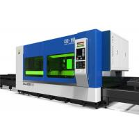 China Aluminium CNC Laser Cutting Machine Sheet Metal Gantry Type 1000W - 3000W / CNC Laser Machine on sale