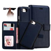 China iPhone XR Case,2 In 1 Magnetic Wallet Case Detachable Cover For iPhone 6/7/8/X/XS/XR/XS MAX,Samsung Galaxy S8,S9 on sale