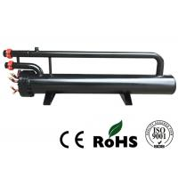 Central Air Conditioning Unit Parts Tubular Heat Exchanger Copper Tube Bundle Manufactures
