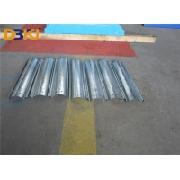 China 3kw PLC 0.8mm Shutter Door Roll Forming Machine on sale