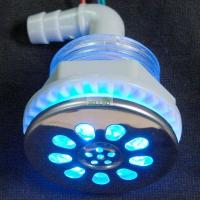Quality IP68 Waterproof multi changing led lighting for swimming pools AC / DC12V for sale