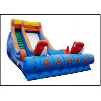 2017 New Style Huge Outdoor Inflatable Bounce with High Slide with Inflatable Rock Climbing Manufactures