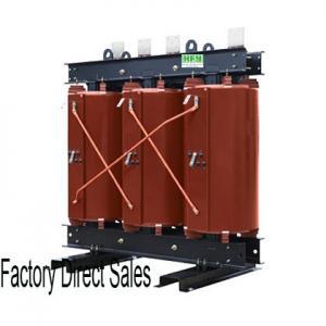 China SC10 35KV Cast Resin Electrical Dry Type Power distribution Transformer 30 - 5000kva on sale