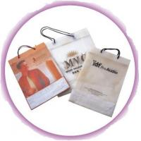 Customized Printed Plastic Handle Bag , Celebration / Anniversary Bag Manufactures