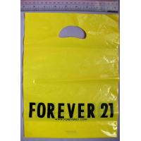 Quality Simple printing/Eco-friendly cutting handle for purchasing plastic bags for sale