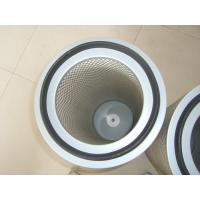Dust removal Pleated filter cartridge for self cleaning filter DN324x 750mm height Manufactures